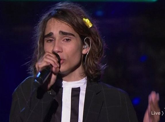 australiens sang til melodi grand prix