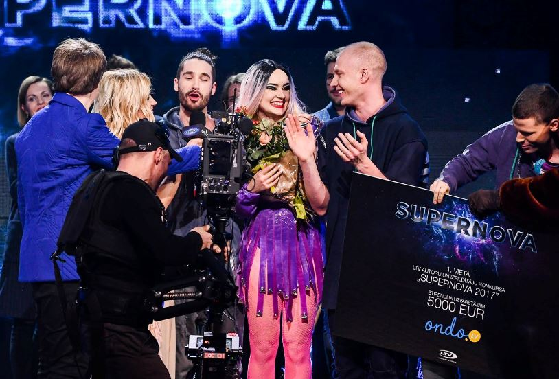 Vinder Supernova 2017