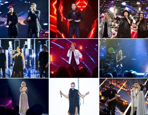 Eurovizijos 2017 Show 1