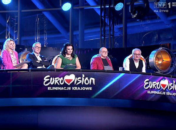 krajowe eliminacje do eurowizji 2018