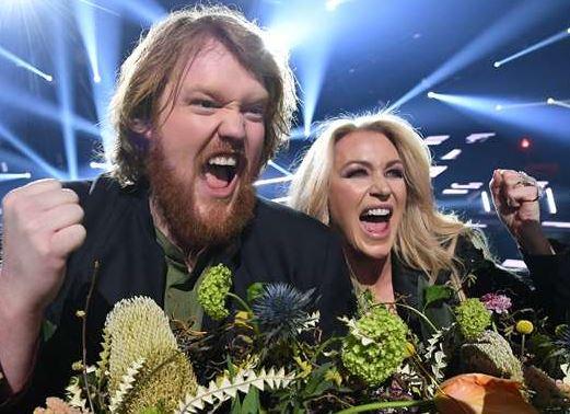 Jessica og Martin Almgren til finale