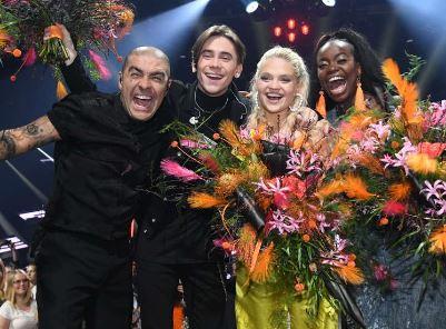 Andra Chansen Melodifestivalen 2018