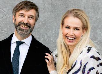 Martin Brygmann og Tina Müller værter for DMGP 2021